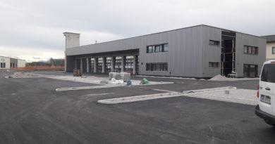 Haussammlung für den Neubau des gemeinsamen Feuerwehrhauses
